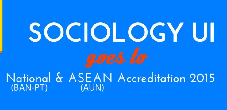 Sosiologi menyerahkan naskah SAR AUN 2015